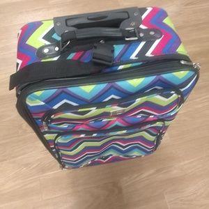 Luggage new direction suitcase
